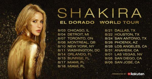 Shakira, Gérard et leur deux fils à New-York. (le 25/12/2017)