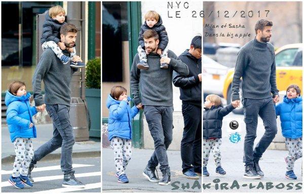 Suite du séjour à New-York. (le 08/01/2018)