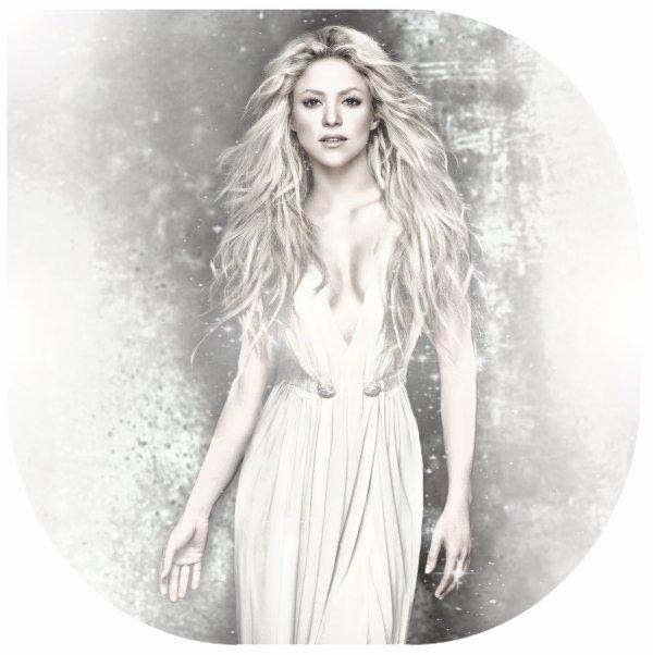 Remerciements de Shakira sur Spotify. (le 09/01/2018)