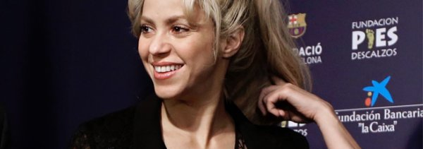 Shakira jouera son premier concert en Israël à Tel Aviv en juillet (le 07/05/2018).