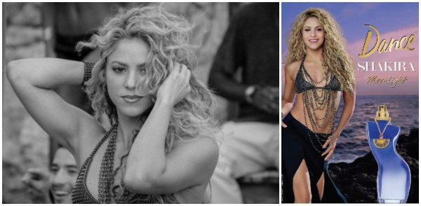 "Lancement de ""Dance Moonlight by Shakira"" (Le 27/09/2019)."
