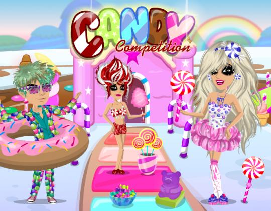 candy compétition