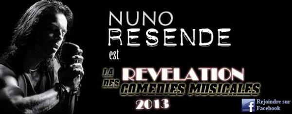 La revelation des Comedies Musicales 2013