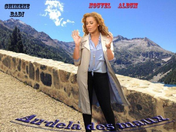 Chimène Badi  : Nouvel album   'Au-delà des maux' en 2015