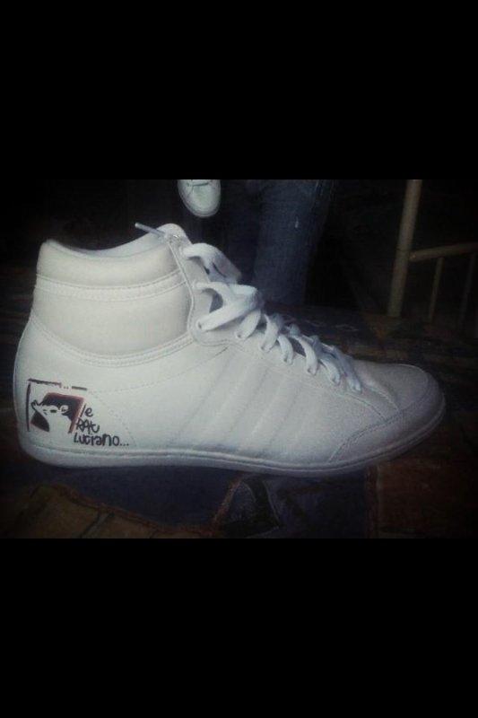 Adidas Béton Style!