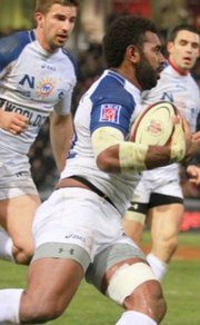 JIM NAGUSA TOP 14/ MONTPELLIER (tatoué par moi)