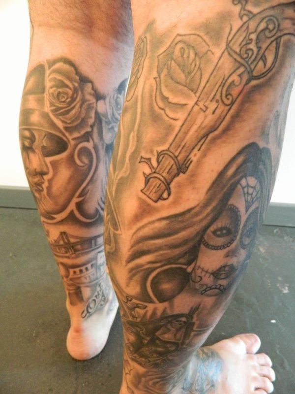 Noel /chamyno tattoo shop