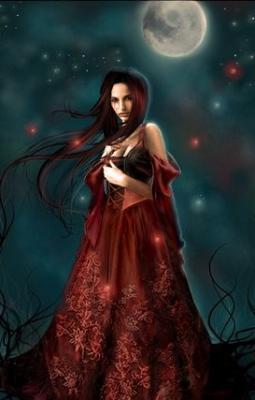 """Résultat de recherche d'images pour """"sorcière fantasy rouge noir"""""""