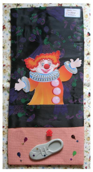 RONDE THEME CLOWN