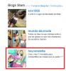 Blogstar *--*