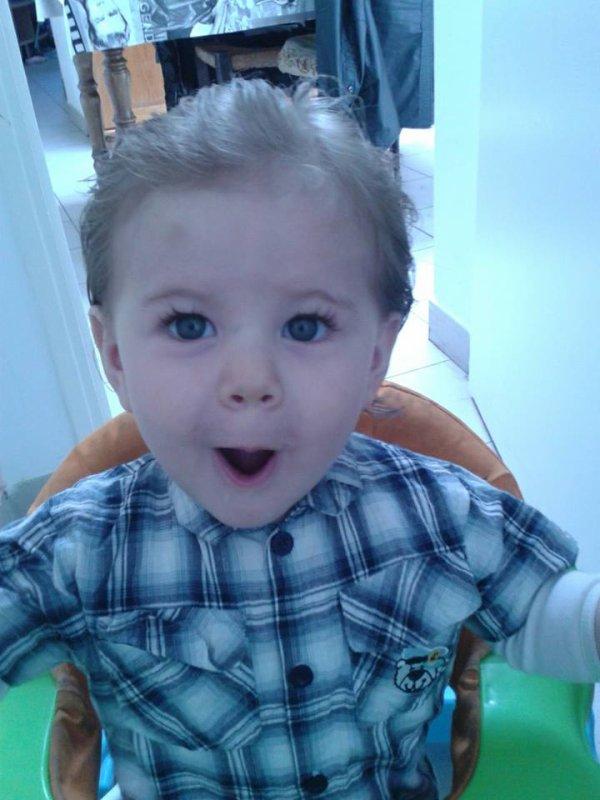mon fils le plus beau des bb