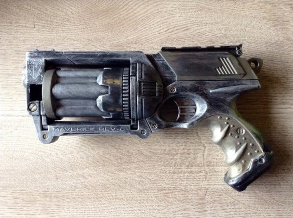 ARMES STEAMPUNK (fusils et pistolets)