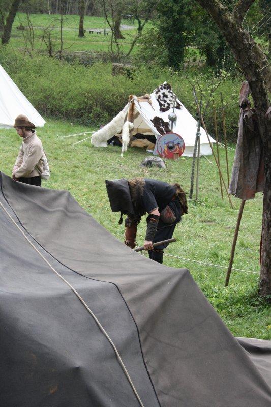 fête médiévale de Monthermé