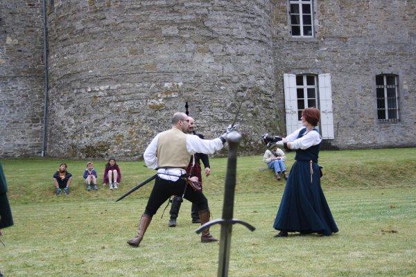 Fête médiévale de corroy le château