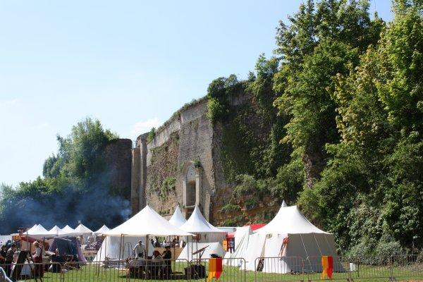 fête médiévale de Sedan