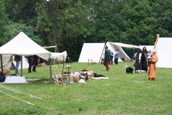 fête médiévale de Feluy