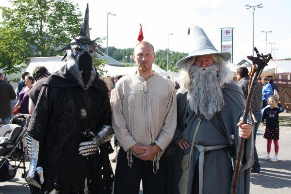 Fête médiévale de Cerfontaine