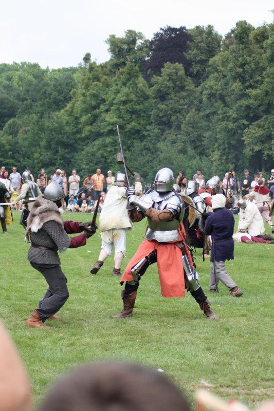 Fête médiévale d'Enghein
