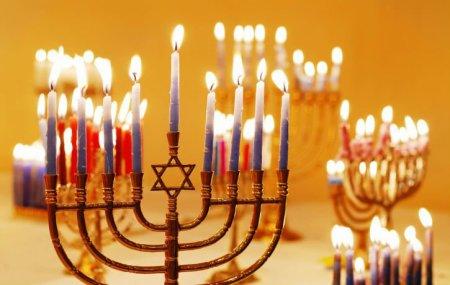 Hanoukah...fête de la lumière !