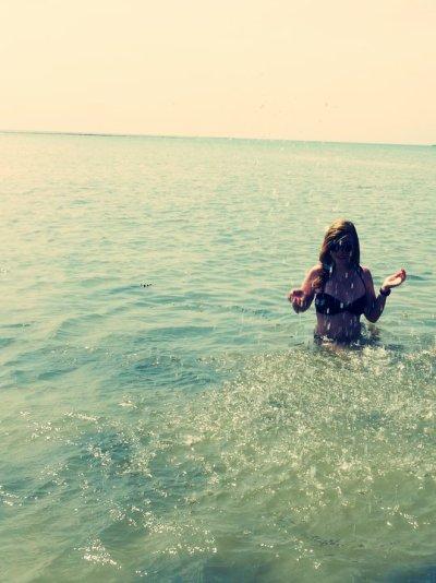 Je me suis perdue au Paradis.