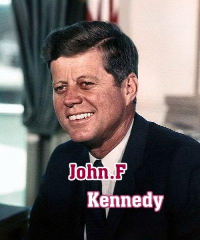 Invité Speciale : JFK