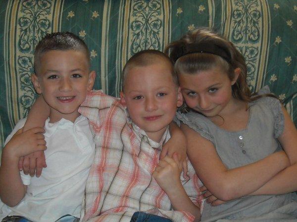 (l)(l) Mes 2 neveux et ma nièces (l)(l)