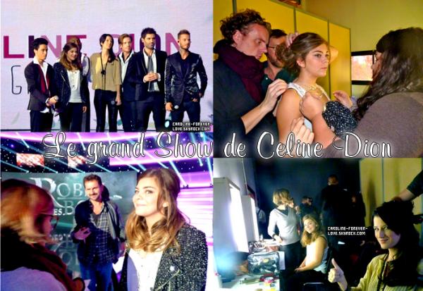 Le Grand show de Céline Dion