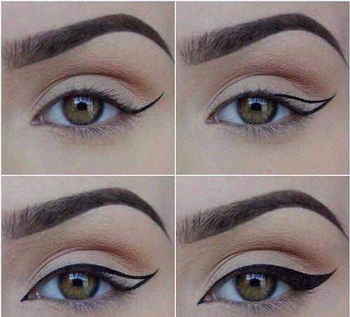 Tutoriel Eyes-liner