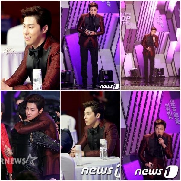 Yunho - Gaon Chart K-pop Awards