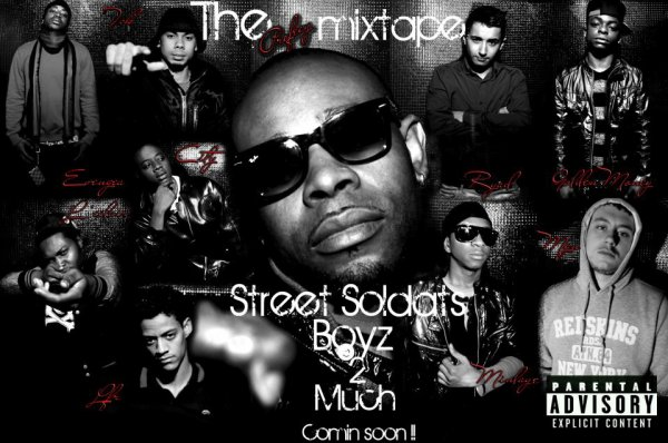 MIXTAPE 2SBMG TO MUCH SORTI FIN DECEMBRE 2012
