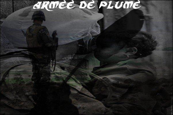 armé de plume