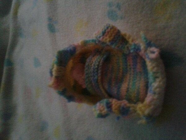 couffin tricote