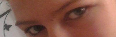 Le mystère de son regard
