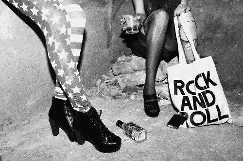 Rock is me <3