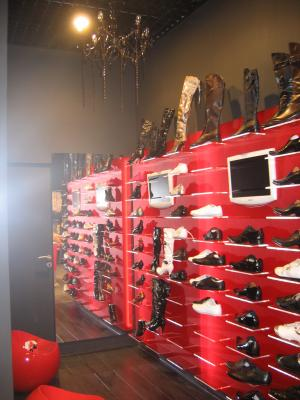 Notre magasin au leclerc de vannes exxite vannes - Magasin chaussure vannes ...