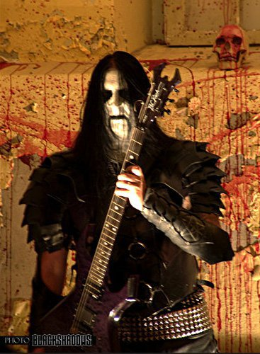 New interview with Lord Ahriman posted online, by Hellmagazine