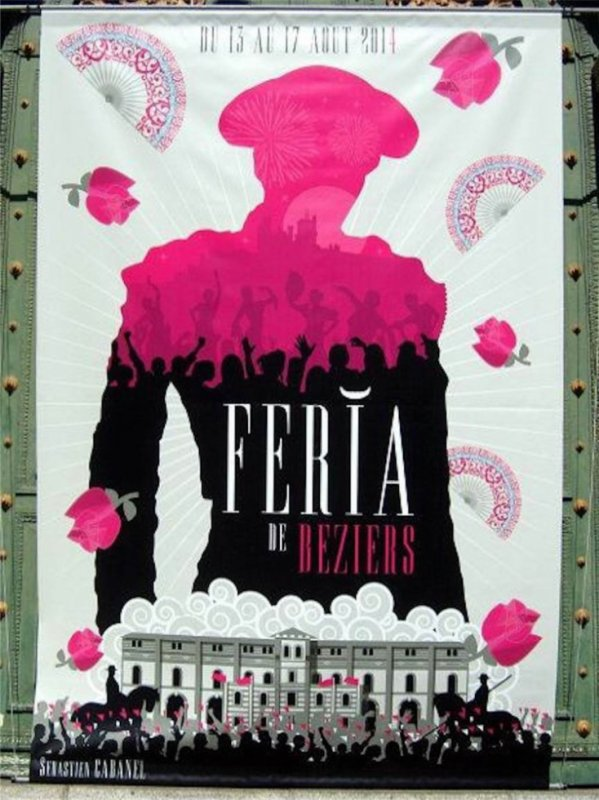 Feria de Bézier du 13 au 17 Août 2014