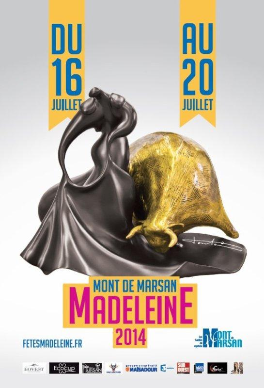 La Madeleine Mont-de-Marsan 2014