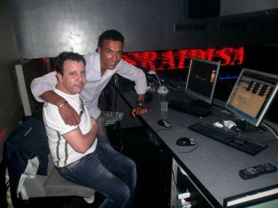 C mOiii'h Deejay Oussama avec Deejay Momo su Papagayo a Agadir