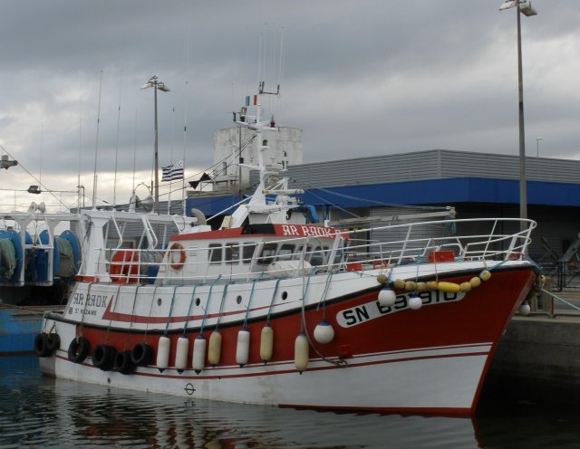 bateau de peche la turballe