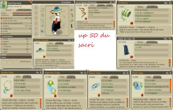 up 50 sacri