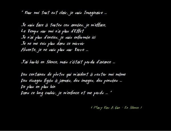 En Silence ...