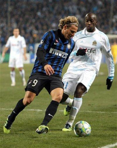 OM - Inter : 1-0, malgré du mieux ...