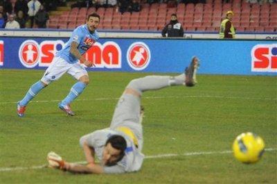 Naples - Inter : le grand 8 !!