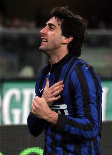 Chievo - Inter : 0-2, un anniversaire bien fêté !!