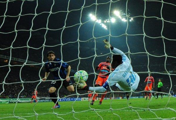 Inter - Olympique de Marseille : 2-1, pas suffisant !!