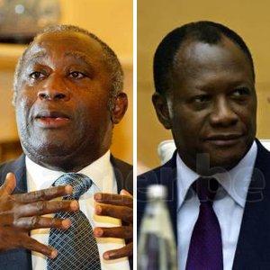 Eléction en Cote d'Ivoire !!! 2 présidents pour un seul pays ?!!!