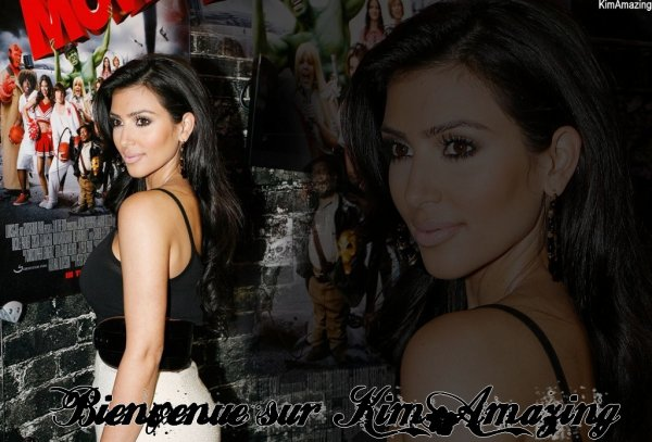 Welcom On KimAmazing