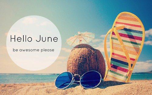 Que s'est-il passé sur le blog en juin ??