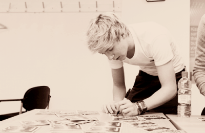 Interview Magazine, Niall Horan